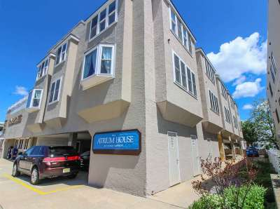Stone Harbor Condo For Sale: 150 96th Street #3