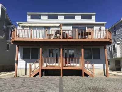 Sea Isle City Townhouse For Sale: 213 83rd Street #East