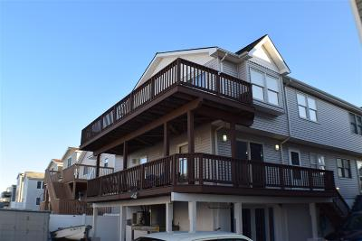 Sea Isle City Townhouse For Sale: 343 40th Street #North