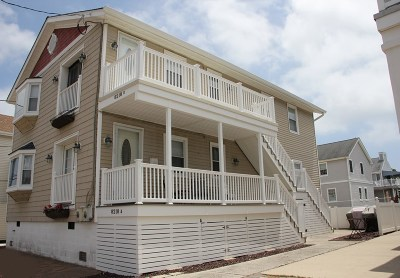 Stone Harbor Condo For Sale: 8218 Third Avenue #Unit A