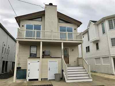 Sea Isle City Townhouse For Sale: 3805 Central Avenue #West