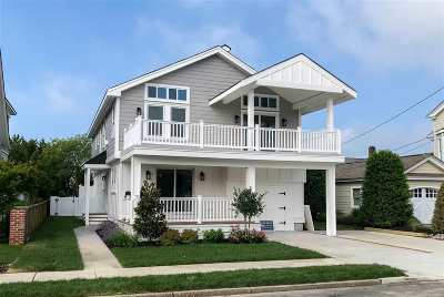 Stone Harbor NJ Single Family Home For Sale: $2,595,000