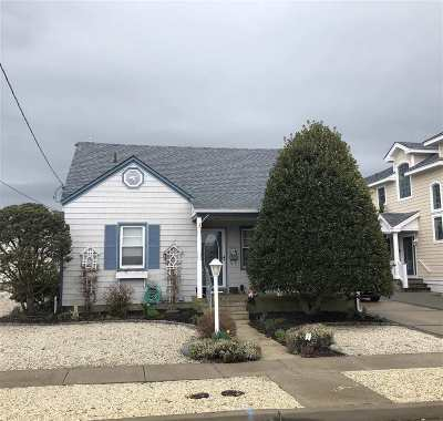 Stone Harbor Single Family Home Under Contract: 10310 First Avenue