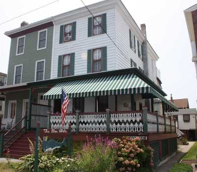 Cape May Multi Family Home For Sale: 822 Stockton Avenue