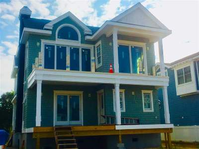 Stone Harbor Single Family Home For Sale: 175 84th Street