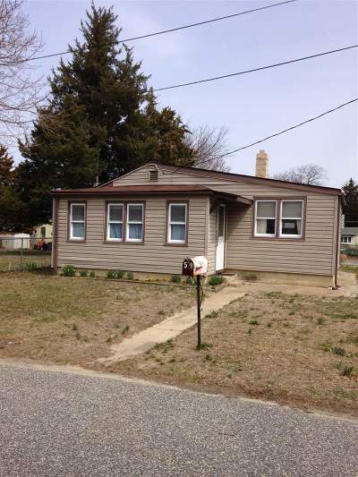 Villas Single Family Home Under Contract: 59 Woodland Avenue