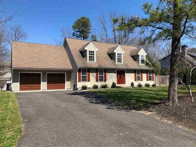 Single Family Home For Sale: 8 Cynwyd Drive