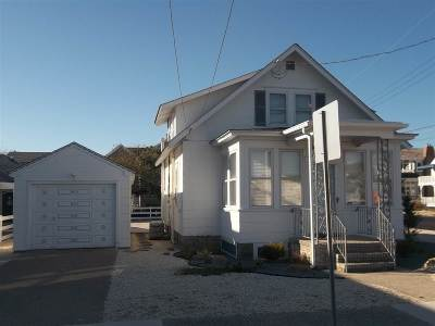 Stone Harbor NJ Single Family Home Under Contract: $1,500,000