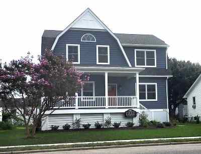 Cape May Single Family Home For Sale: 924 Columbia Avenue