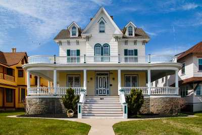 Cape May Condo For Sale: 819 Beach Avenue #3a