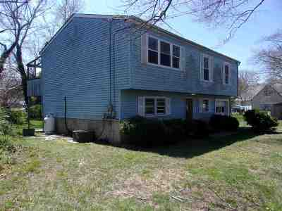 Cape May Court House Single Family Home For Sale: 5 N Blueberry Lane