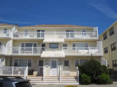Sea Isle City Condo For Sale: 105 65th Street Unit # 108 Street #108