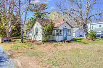 Cape May Court House Single Family Home For Sale: 25 Goshen Swainton Road