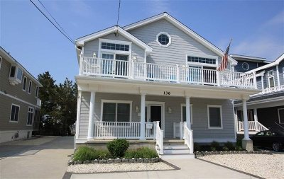 Avalon Single Family Home For Sale: 136 16th Street