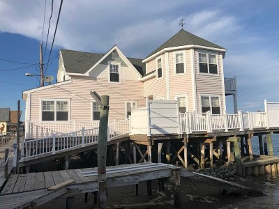 Cape May Court House Single Family Home For Sale: 29th Street