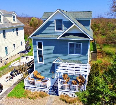 Cape May Single Family Home For Sale: 405 Pittsburgh Avenue