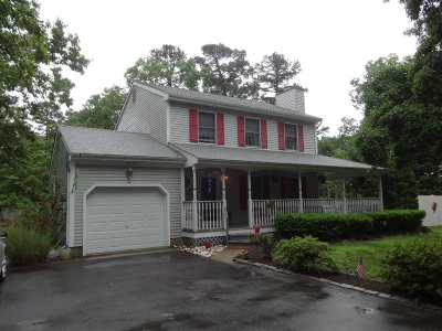 Single Family Home For Sale: 91 Corsons Tavern Road