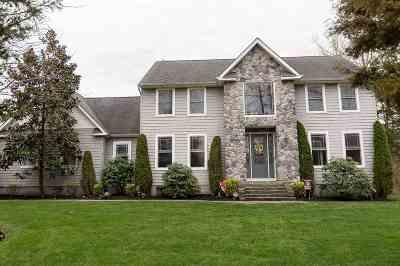 Single Family Home For Sale: 15 Alexandria Court