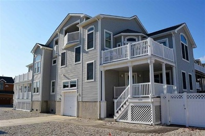 Sea Isle City Townhouse For Sale: 6008 N Landis Avenue #North