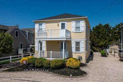Stone Harbor NJ Single Family Home For Sale: $1,493,000