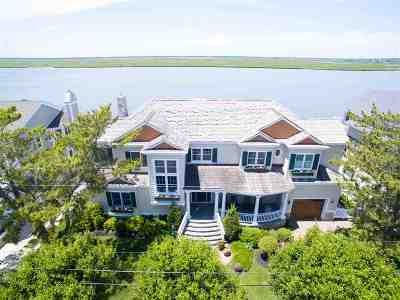 Stone Harbor NJ Single Family Home For Sale: $4,495,000