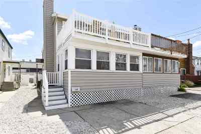 Sea Isle City Townhouse For Sale: 130 61st Street #East