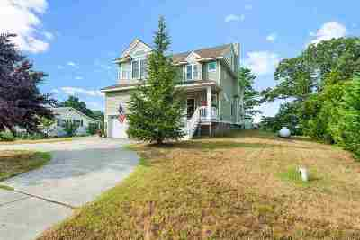 Cape May Court House Single Family Home For Sale: 65 W Reeds Beach Road