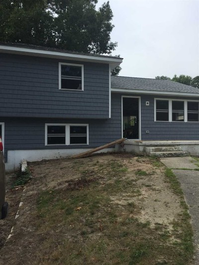 North Cape May Single Family Home For Sale: 32 Old Mill Avenue