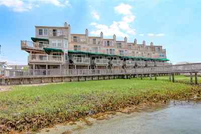 Sea Isle City Townhouse For Sale: 8501 Sounds Avenue #5