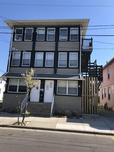 Wildwood Multi Family Home For Sale: 225 E Cresse Avenue