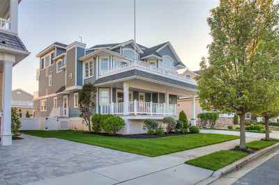 Avalon Single Family Home For Sale: 282 70th Street