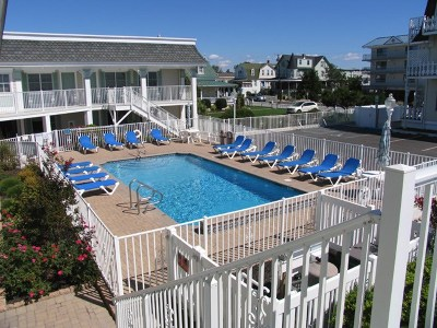 Cape May Condo For Sale: 211 Beach #2