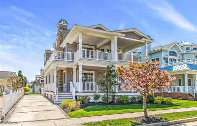 Stone Harbor NJ Single Family Home For Sale: $2,690,000