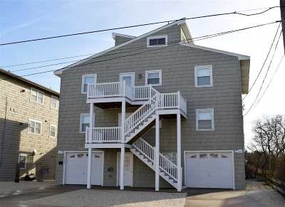 Sea Isle City Multi Family Home For Sale: 5705 Pleasure