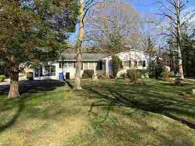 Single Family Home Under Contract: 107 Tyler Road