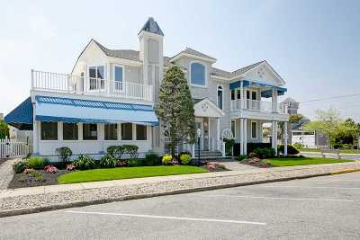 Stone Harbor NJ Single Family Home For Sale: $3,195,000