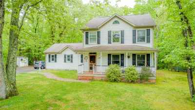 Single Family Home For Sale: 20 Woodland Road