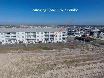 Sea Isle City Condo For Sale: 3400 Boardwalk #2G