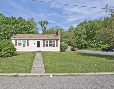 Villas Single Family Home Under Contract: 401 E Drumbed Avenue