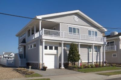 Stone Harbor Single Family Home For Sale: 348 86th Street