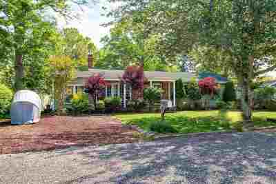 Single Family Home For Sale: 420 Robin Road