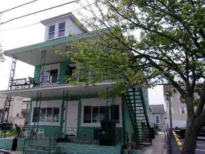 Wildwood Multi Family Home For Sale: 222 E Burk Avenue