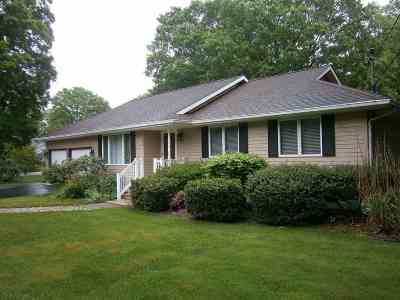 Single Family Home For Sale: 102 Fitch Road