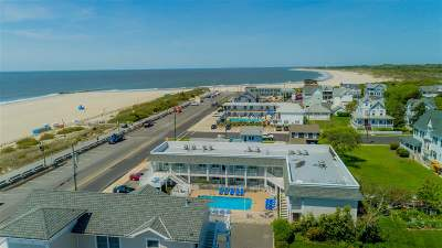 Cape May Condo For Sale: 211 Beach Avenue #3