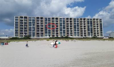 Condo For Sale: 3500 Boardwalk #619N