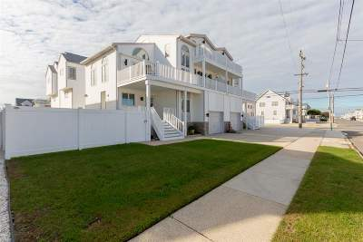 Sea Isle City Townhouse Under Contract: 54 W 79th #West