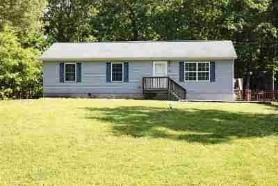 Rio Grande, Shannon Oaks Single Family Home For Sale: 404 Bayview Road
