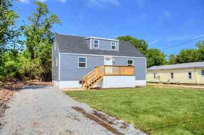 Cape May Court House Single Family Home Under Contract: 12 Chochran Street