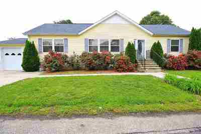 Villas NJ Single Family Home For Sale: $229,900