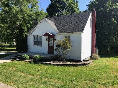 Single Family Home For Sale: 713 Clay Street